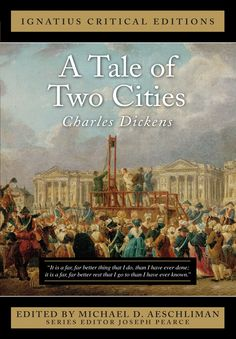 Fiction - Special Topics - R1 - A Tale of Two Cities : AUTHOR: Charles Dickens  EDITOR: Michael Aeschliman - Check out this great book I discovered on FORMED. Even if you're not a subscriber, you can view this with a 7-day free trial.