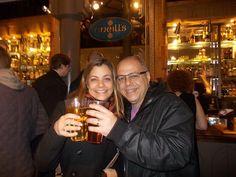 Curtindo Pub Irlandês O'Niell's