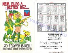 1975 - 1975_0121 - Régi magyar kártyanaptárak