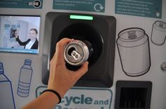 26 Best Reverse Vending Recycling Technologies Images