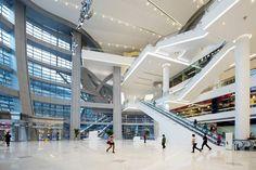 Benoy | Parc 66 | Retail Interior Design