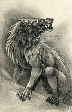 Rising of the Moon by wolf-minori.deviantart.com on @DeviantArt