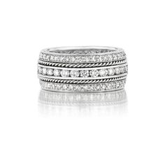 I wonder if I could convince someone to buy me the ring that goes along with my earrings, necklace, and bracelet?
