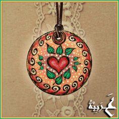 Náhrdelníky - Amulet - Aalb Shagarah - 4258321_