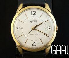 Aged rare Wostok watch