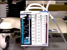 Atrium chest tube system