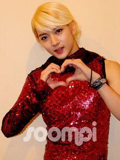 NU'EST Ren  We heart you too, Ren!
