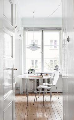 © Anna  Malmberg interior design inspiration on www.donttellanyone.net/blog ! #interior #design #scandinavian #white #rustic #blue #modern #minimal