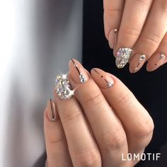 In seek out some nail styles and ideas for your nails? Listed here is our set of must-try coffin acrylic nails for fashionable women. Winter Nails, Spring Nails, Summer Nails, Fancy Nails Designs, Nail Art Designs, Nail Designs Pictures, Japanese Nail Art, Trendy Nail Art, Artificial Nails