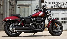 2015 Harley-Davidson® Dyna® Fat Bob® Motorcycles Photos & Videos