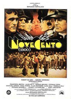 epic historical drama film by Bernardo Bertolucci (Italy, 80s Movie Posters, Cinema Posters, Original Movie Posters, Donald Sutherland, Cinema Tv, Films Cinema, Sterling Hayden, Bernardo Bertolucci, Little Dorrit