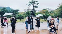 Architecture Student.  South Korea, september 2016
