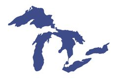 Step in all five of the Great Lakes! (So far just Superior, but have seen Lake Michigan)   # Pinterest++ for iPad #
