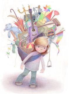 ¡¡Ábrete libro!! - Foro sobre libros y autores • Ver Tema - Ilustración