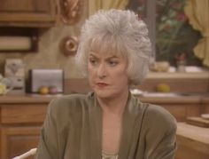Signs That You Might Be Dorothy from The Golden Girls