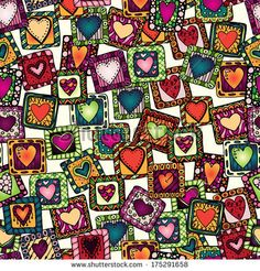 Illustration about Collection of original drawing doodle hearts. Template frame design for love card with set of doodle hearts. Illustration of celebrate, ornament, indian - 37703866 Doodle Drawings, Drawing Sketches, Zentangle Drawings, Sketching, Inchies, Heart Template, Sketch A Day, Banner Printing, Heart Art