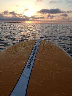 Paddle Board Sunrise    #Paddleboardshop #paddleboard #paddleboarding