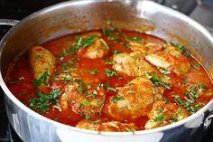 Ostropel de pui - rețetă simplă și gustoasă | Laura Laurențiu Food And Drink, Ethnic Recipes