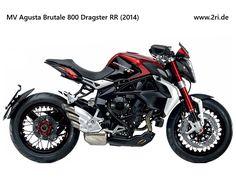MV Agusta Brutale 800 Dragster RR (2014)