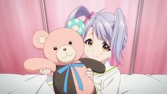 Musaigen no Phantom World Episode 5 #Gif #MusaigenNoPhantomWorld