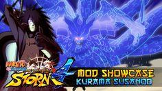 nice Accurate Awakening! Madara's Kurama Linked Susanoo!!! Naruto Shippuden Greatest Ninja Storm four Mod
