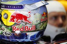Formula 1 Brazilian Grand Prix #infiniti #Vettel #race #webber
