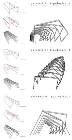 Transformation of shed typology (enclosed/static space) to semi-enclosed structure(open/dynamic space) How does the body position/move through space, how does one resonate spatially to a vertical w…