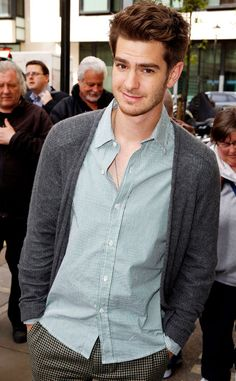 Andrew Garfield is one sexy Spidey! (though he's not the only one)