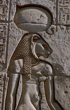 Los 4 evangelistas o dioses egipcios.