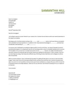 Professional Letter Samples  Letter Example    Letter