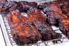 Smoked Country Style Ribs Done Right!