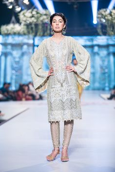 Faraz Manan Bridal Collection at PBCW 2014 Day 2