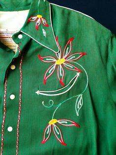Mens Cowboy Shirts, Denim Shirt Men, Western Shirts, Vintage Western Wear, Vintage Cowgirl, Cowboy Outfits, Western Outfits, Rodeo Boots, Vintage Outfits