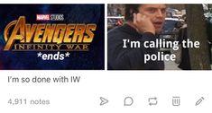 Infinity War, Marvel