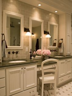 This bathroom is so great!