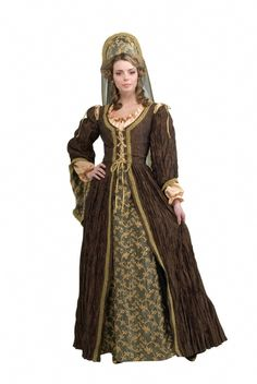 1500s England Anne Boleyn Period Costume. The Costume Shoppe. Victorian  Gothic Civil War Southern Belle loose Ball Gown ... ee77bea8ec7f