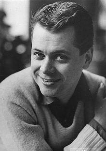 Swedish singer Lars Lönndahl