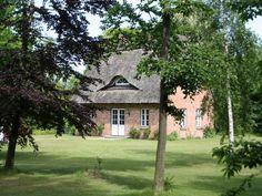 Landhaus - Reetdachhaus in Nehms bei Lieblingsbleiben