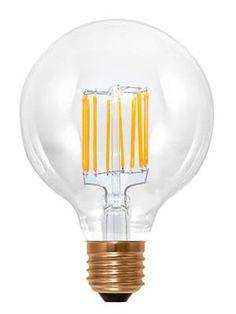 Segula LED-Lampe 'Ambiente Filament' Globe