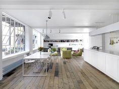 Warehouse Loft Apartment en Bermondsey / FORM Design Architecture