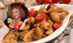 """Moderátorka a spisovatelka Halina Pawlowská vaří rychle, jednoduše a zatraceně chutně. Výtečné kuřecí """"rošťáky"""" vykouzlíte z pár surovin a o nedělním obědě budete za hvězdu."""