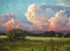 September Skies, by Sara Winters