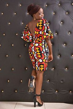Here are some lovely ankara short gowns that will attract you a lot. These ankara short gowns come in different styles and designs and also made by the best tailors, let's check them out. African Fashion Ankara, Latest African Fashion Dresses, African Print Fashion, Africa Fashion, Short African Dresses, Short Gowns, African Print Dresses, Moda Afro, African Attire