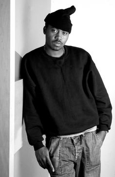 Nasir Jones-NAS for those who don't know