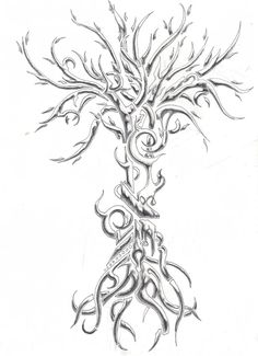 tree tattoo ideas - Google Search