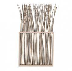 Majorca brush bamboo Screen