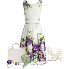 Sweet & Sugary - spring in the wardrobe. Let your dress bloooooom :)