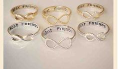 Love these as a Bridesmaids gift! Best friends forever! #wedding