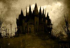 House of Flies. by ~Paintagram on deviantART