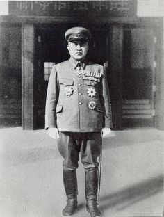 Kenji Doihara (土肥原 賢二 Doihara Kenji?, 8 August 1883 – 23 December 1948) was a general in the Imperial Japanese Army in World War II. He was instrumental in the Japanese invasion of Manchuria for which he earned fame taking the nickname 'Lawrence of Manchuria',